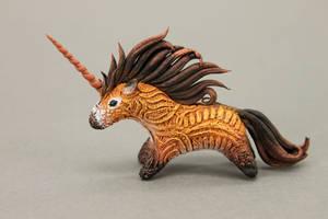 Przewalski unicorn totem