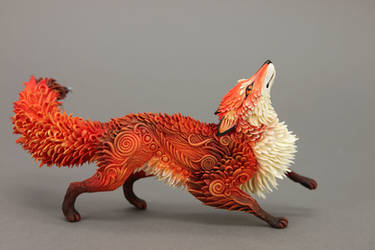 Foxy by hontor
