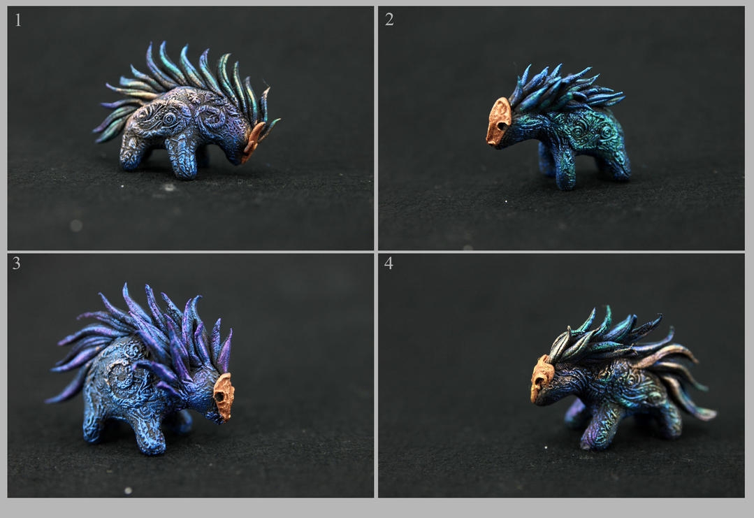 Lionrari Spirits by hontor
