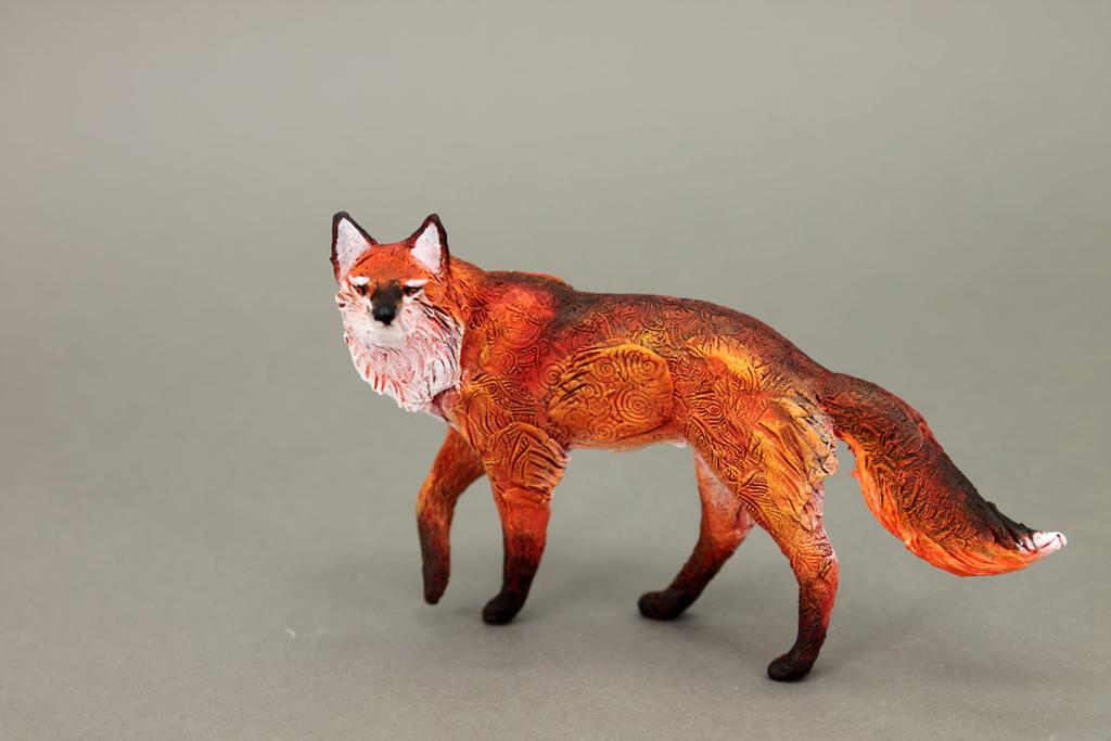 Fire fox by hontor