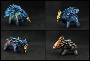 Liontari I by hontor