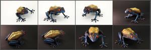 Demonic frog II