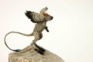 Wing-eared jerboa by hontor