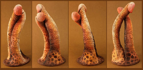 Giraffes II by hontor