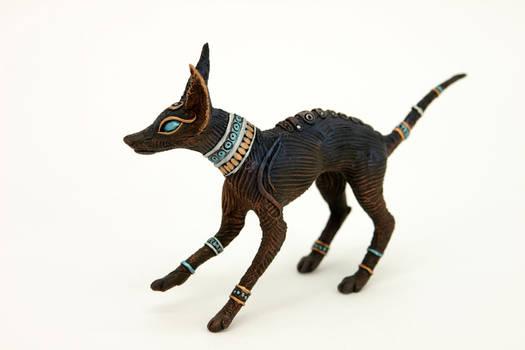 Dark jackal