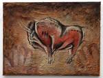 Altamira Bison painting