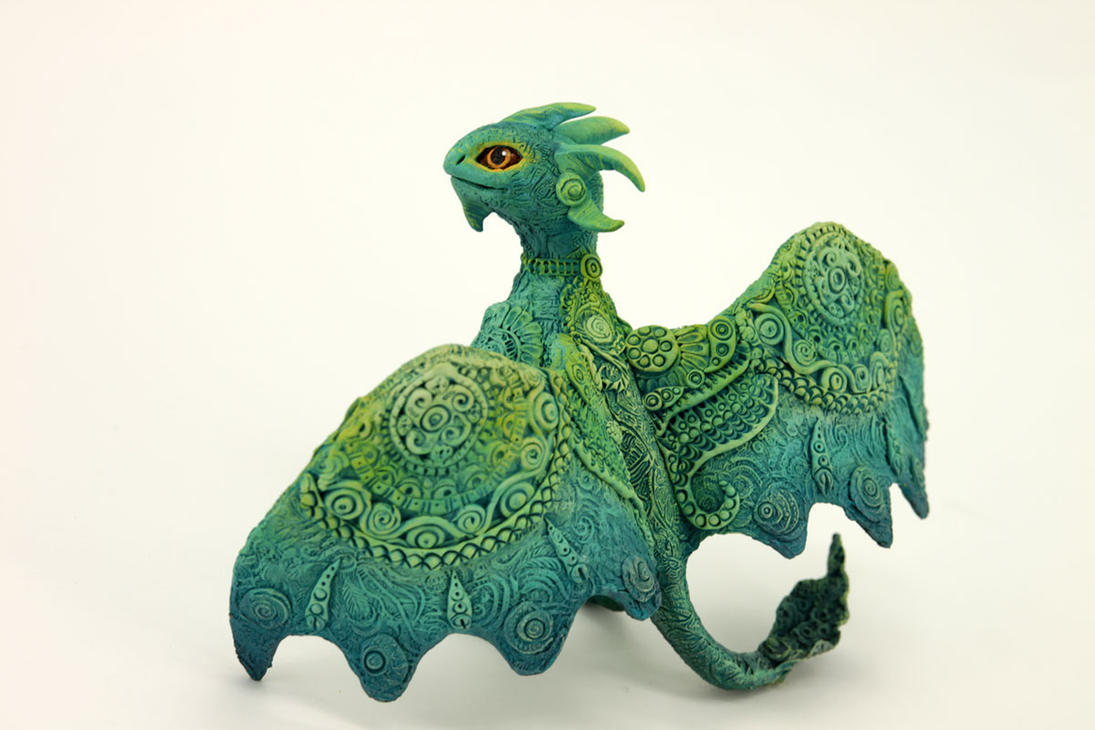 Turquoislime - RGL-project dragon by hontor