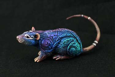Metallic Rat by hontor