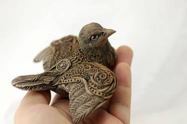 Birdly by hontor