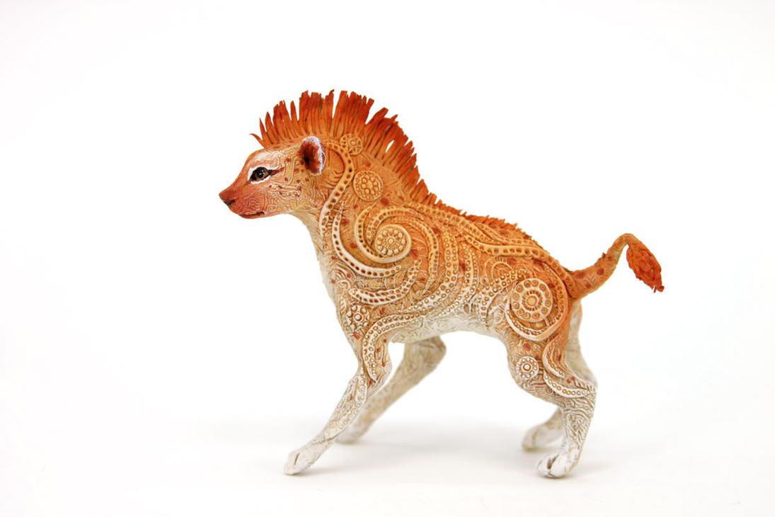 Sun hyena by hontor