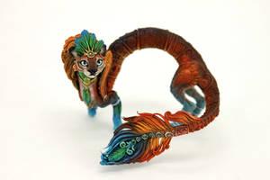 Cat-dragon Izic