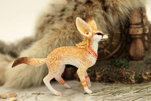Fennec foxy