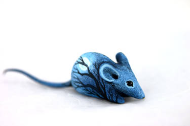 Moon Wanderer mouse by hontor