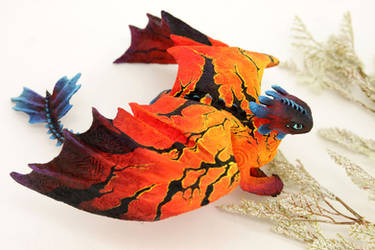 Leonopteryx Night Fury by hontor