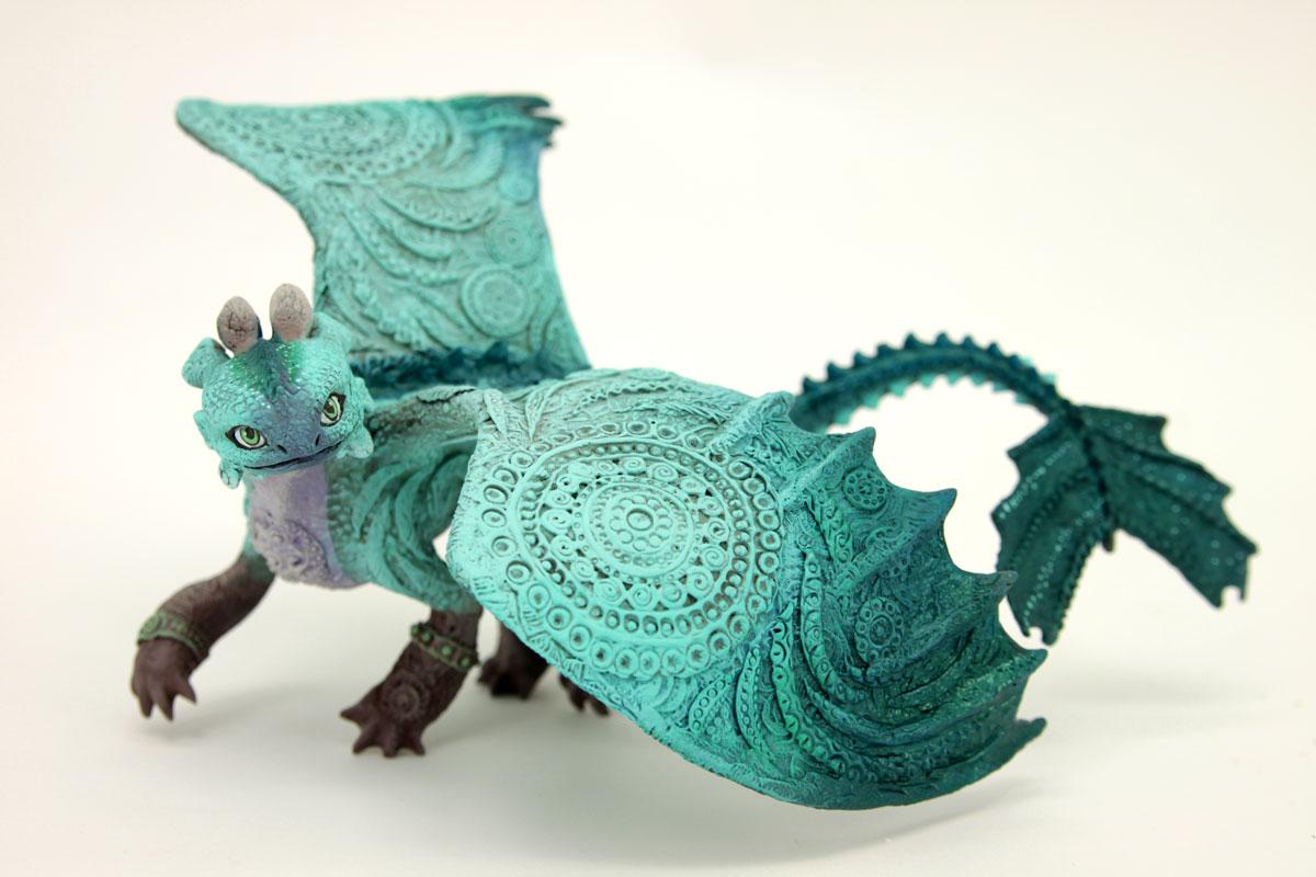 Haku-Toothless by hontor