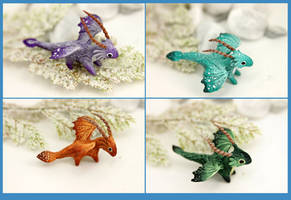 Little dragons - May 2016 by hontor
