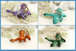 Little dragons - May 2016