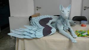 Big wolf in progress