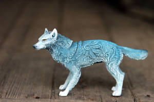 Frost Wolf by hontor