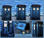TARDIS - my interpretation by hontor