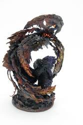 Gryphoron Tavarhi and Shadow Phoenix II