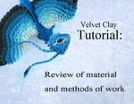 Velvet Clay Tutorial