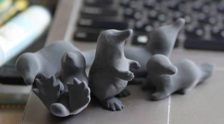 Nifflers in progress)