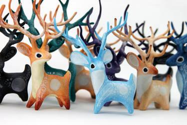 More deers by hontor