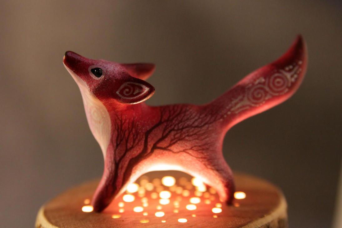 Dawn Wanderer foxy by hontor