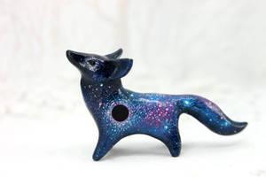 Black Hole Fox by hontor