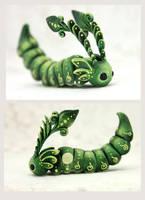 Sun Caterpillar by hontor