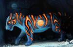 Harvest Moon tiger
