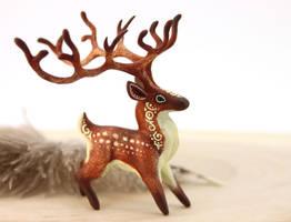 Big antlers by hontor