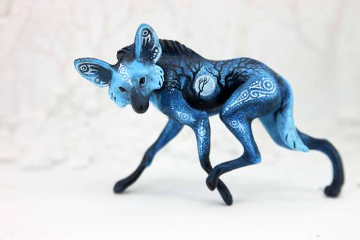 Maned Wolf Moon Wanderer