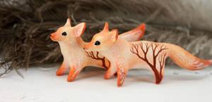 Gentle foxes