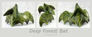 Deep forest bat