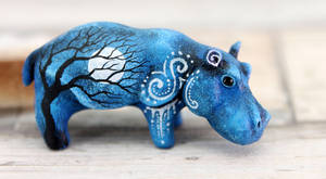 Hippo by hontor