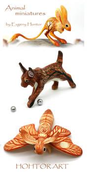 Little animals - Nov18 by hontor