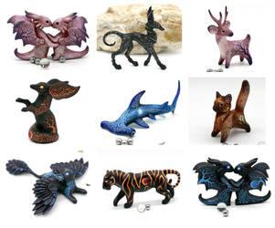 December 23 little animals by hontor