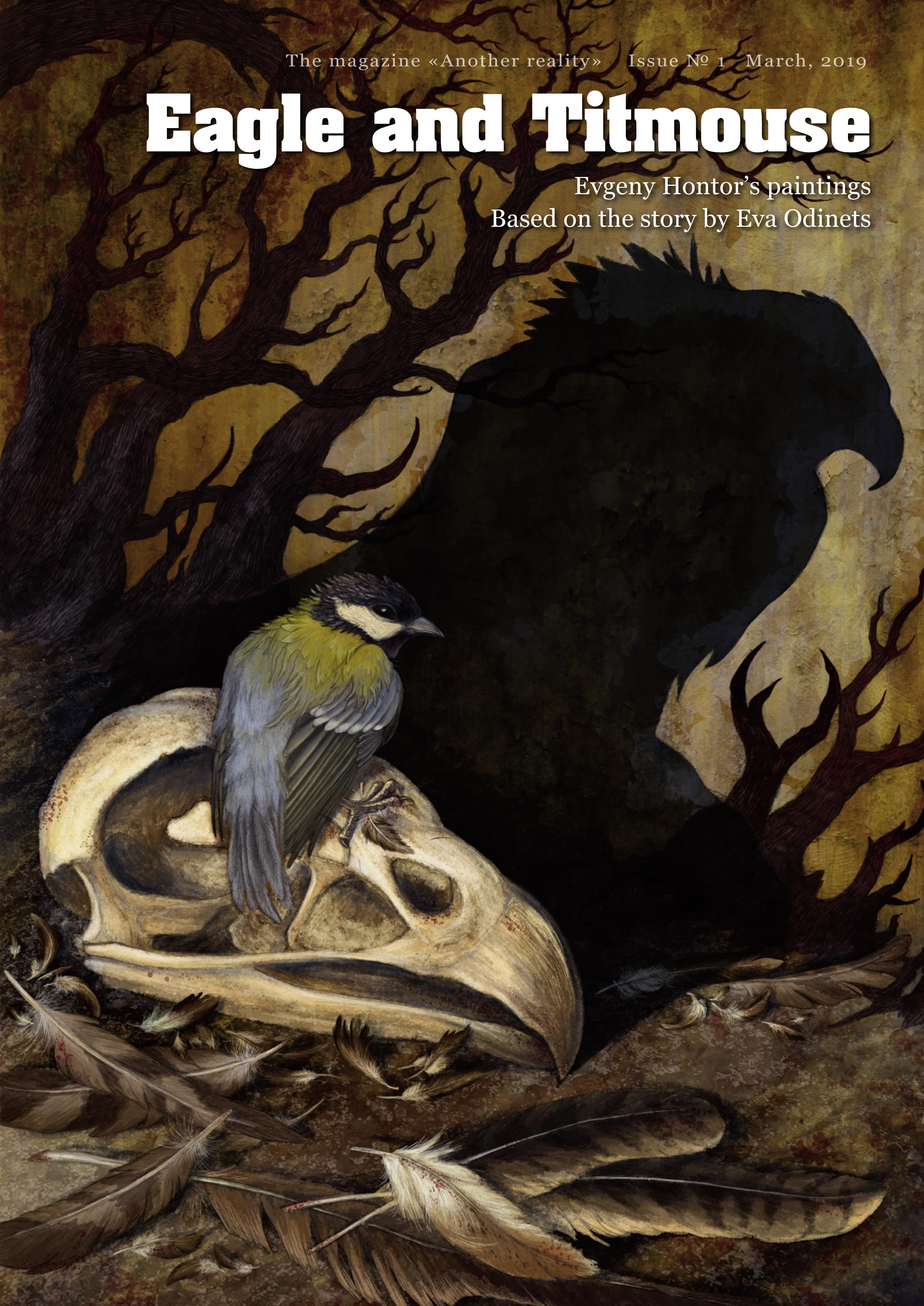 Artbook - Eagle and Titmouse