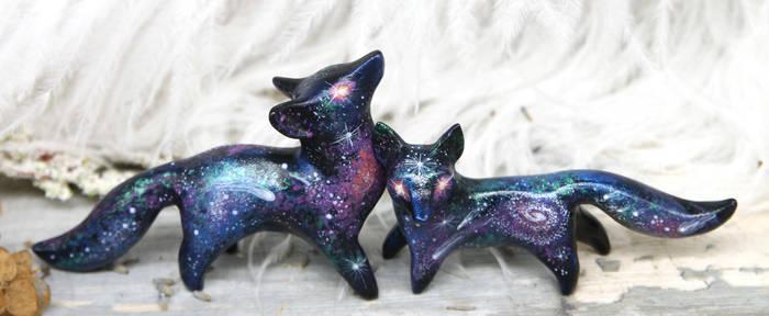 Galaxy foxes
