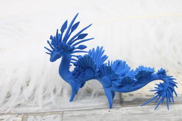 Dragon-like fantasy creature (master model)
