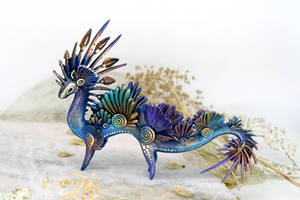 Sea flower dragon