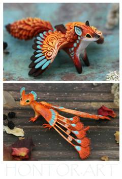 Sun creatures