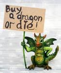 Expressive dragon :)