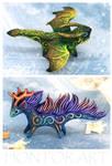 New little dragons