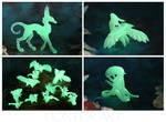 Glow little creatures