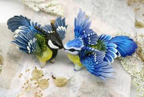 Bird dragons