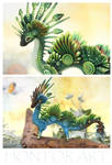 November - Creatures - 3 by hontor