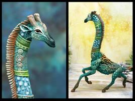 New big Giraffe